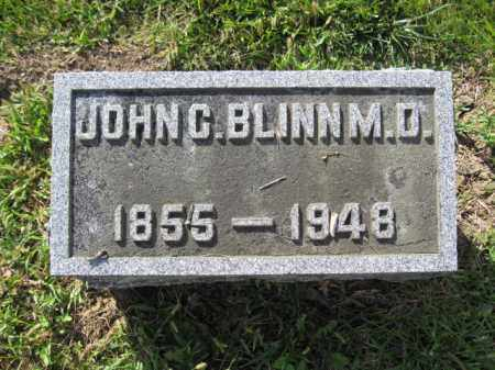 BLINN, JOHN C. - Union County, Ohio | JOHN C. BLINN - Ohio Gravestone Photos