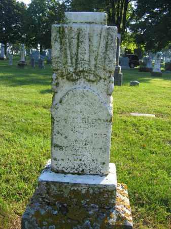 BLOOM, ANNA M. - Union County, Ohio   ANNA M. BLOOM - Ohio Gravestone Photos