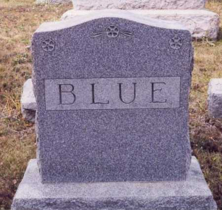 BLUE, ALEXANDER - Union County, Ohio | ALEXANDER BLUE - Ohio Gravestone Photos