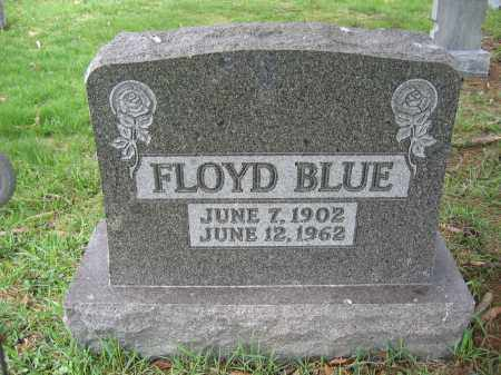 BLUE, ELBERT FLOYD - Union County, Ohio | ELBERT FLOYD BLUE - Ohio Gravestone Photos