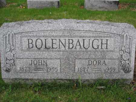 BOLENBAUGH, JOHN - Union County, Ohio | JOHN BOLENBAUGH - Ohio Gravestone Photos
