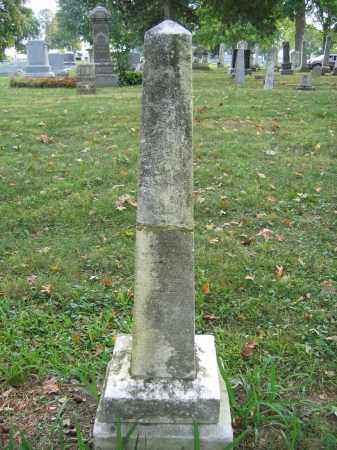 BONHAM, CHARLES - Union County, Ohio   CHARLES BONHAM - Ohio Gravestone Photos