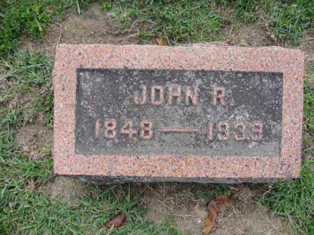 BOSTWICK, JOHN R. - Union County, Ohio | JOHN R. BOSTWICK - Ohio Gravestone Photos