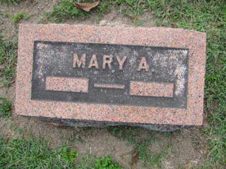 BOSTWICK, MARY A. - Union County, Ohio | MARY A. BOSTWICK - Ohio Gravestone Photos