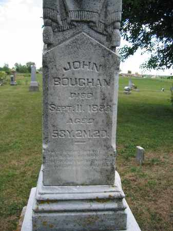 BOUGHAN, JOHN - Union County, Ohio | JOHN BOUGHAN - Ohio Gravestone Photos