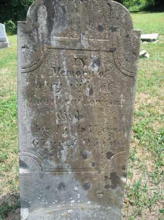 BOUGHAN, MARY - Union County, Ohio   MARY BOUGHAN - Ohio Gravestone Photos