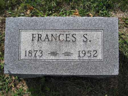 BOUIC, FRANCES S. WEAVER - Union County, Ohio | FRANCES S. WEAVER BOUIC - Ohio Gravestone Photos