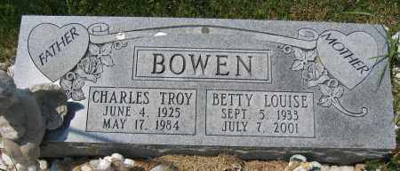 BOWEN, CHARLES TROY - Union County, Ohio | CHARLES TROY BOWEN - Ohio Gravestone Photos