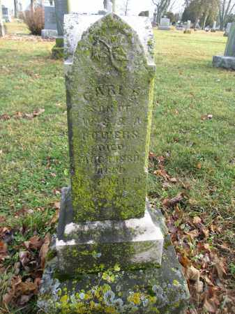 BOWERS, CARL B. - Union County, Ohio | CARL B. BOWERS - Ohio Gravestone Photos