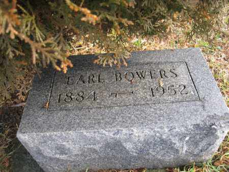 BOWERS, EARL - Union County, Ohio | EARL BOWERS - Ohio Gravestone Photos