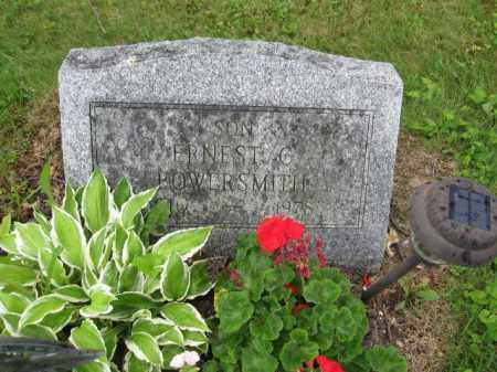 BOWERSMITH, ERNEST C. - Union County, Ohio | ERNEST C. BOWERSMITH - Ohio Gravestone Photos