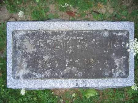 BOWERSMITH, LEWIS - Union County, Ohio   LEWIS BOWERSMITH - Ohio Gravestone Photos