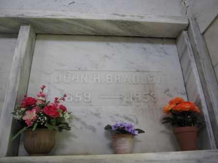 BRADLEY, JOHN H. - Union County, Ohio | JOHN H. BRADLEY - Ohio Gravestone Photos