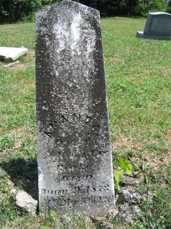 BRAKE, AMANDA - Union County, Ohio   AMANDA BRAKE - Ohio Gravestone Photos