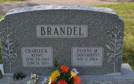 BRANDEL, DIANNE M. - Union County, Ohio | DIANNE M. BRANDEL - Ohio Gravestone Photos