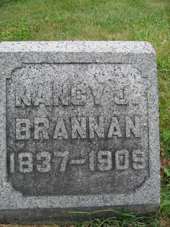 BRANNAN, NANCY J. - Union County, Ohio | NANCY J. BRANNAN - Ohio Gravestone Photos
