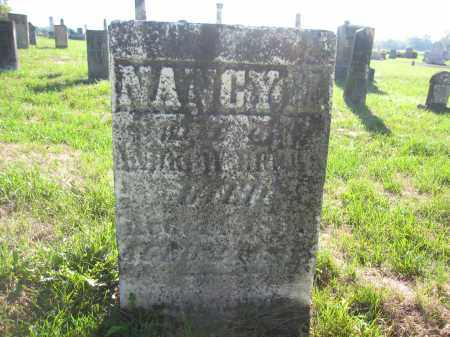 BROWN, NANCY M. - Union County, Ohio | NANCY M. BROWN - Ohio Gravestone Photos