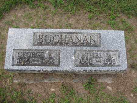 BUCHANAN, GEORGE W. - Union County, Ohio | GEORGE W. BUCHANAN - Ohio Gravestone Photos