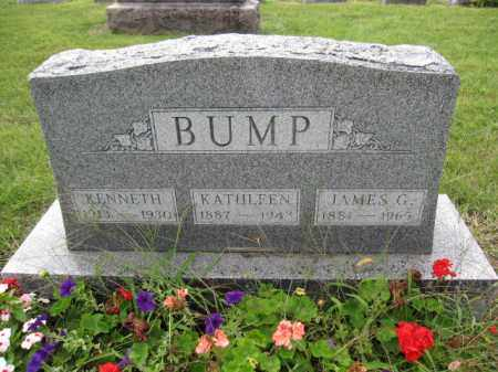 BUMP, CHARLES KENNETH - Union County, Ohio | CHARLES KENNETH BUMP - Ohio Gravestone Photos