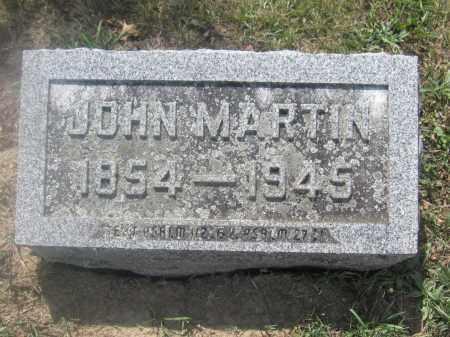 BUNSOLD, JOHN MARTIN - Union County, Ohio | JOHN MARTIN BUNSOLD - Ohio Gravestone Photos