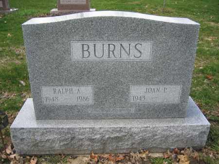 BURNS, JOAN P. - Union County, Ohio | JOAN P. BURNS - Ohio Gravestone Photos