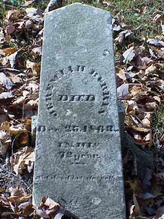 BURRIS, JEREMIAH - Union County, Ohio | JEREMIAH BURRIS - Ohio Gravestone Photos