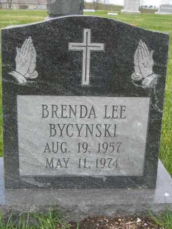 BYCYNSKI, BRENDA LEE - Union County, Ohio | BRENDA LEE BYCYNSKI - Ohio Gravestone Photos