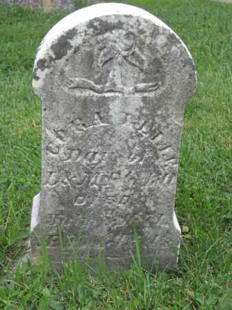 CAHILL, CORA BELL - Union County, Ohio | CORA BELL CAHILL - Ohio Gravestone Photos