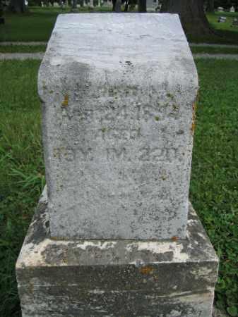 CAHILL, SYLVIA BELL - Union County, Ohio | SYLVIA BELL CAHILL - Ohio Gravestone Photos