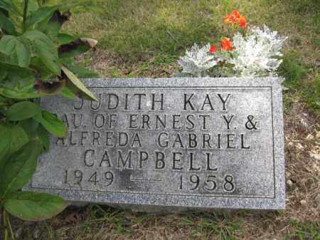 CAMPBELL, JUDITH KAY - Union County, Ohio | JUDITH KAY CAMPBELL - Ohio Gravestone Photos