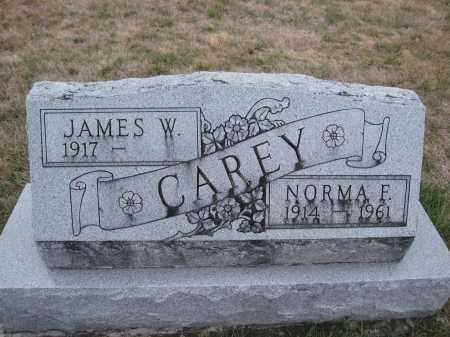 CAREY, JAMES W. - Union County, Ohio | JAMES W. CAREY - Ohio Gravestone Photos