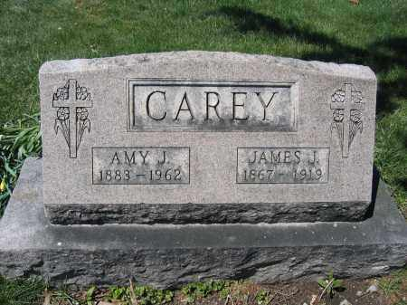 CAREY, JAMES J - Union County, Ohio | JAMES J CAREY - Ohio Gravestone Photos