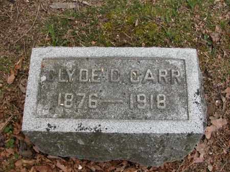 CARR, CLYDE C. - Union County, Ohio | CLYDE C. CARR - Ohio Gravestone Photos