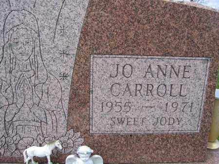 CARROLL, JO ANNE - Union County, Ohio | JO ANNE CARROLL - Ohio Gravestone Photos