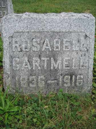 CARTMELL, ROSABELL - Union County, Ohio | ROSABELL CARTMELL - Ohio Gravestone Photos
