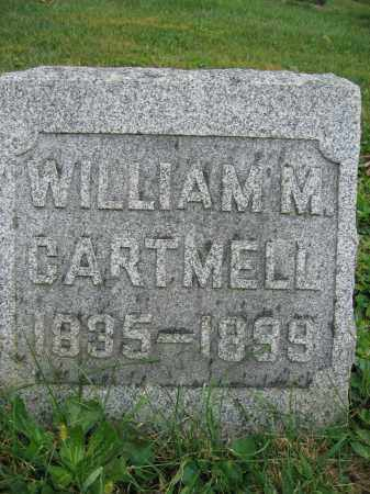 CARTMELL, WILLIAM M. - Union County, Ohio | WILLIAM M. CARTMELL - Ohio Gravestone Photos
