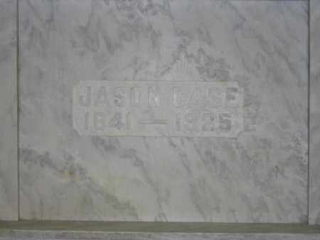 CASE, JASON - Union County, Ohio | JASON CASE - Ohio Gravestone Photos