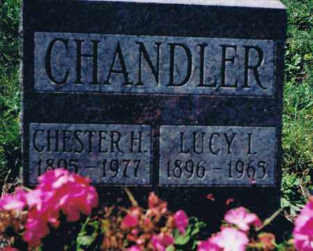 EPPS CHANDLER, LUCY - Union County, Ohio | LUCY EPPS CHANDLER - Ohio Gravestone Photos
