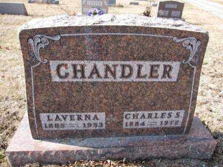 CHANDLER, CHARLES S. - Union County, Ohio | CHARLES S. CHANDLER - Ohio Gravestone Photos