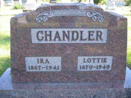 CHANDLER, LOTTIE DULL - Union County, Ohio | LOTTIE DULL CHANDLER - Ohio Gravestone Photos