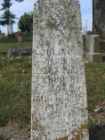 CHURCH, JULIA F. - Union County, Ohio | JULIA F. CHURCH - Ohio Gravestone Photos