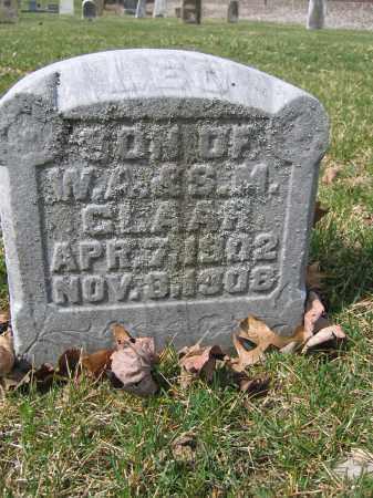 CLAAR, LEO - Union County, Ohio   LEO CLAAR - Ohio Gravestone Photos
