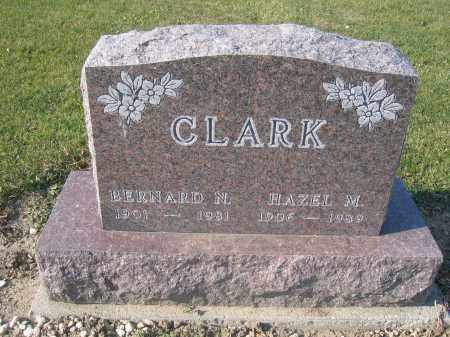CLARK, BERNARD N. - Union County, Ohio | BERNARD N. CLARK - Ohio Gravestone Photos