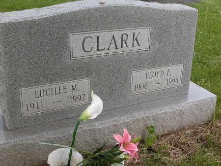 CLARK, FLOYD E. - Union County, Ohio | FLOYD E. CLARK - Ohio Gravestone Photos