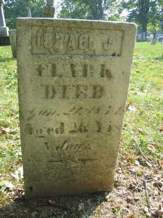 CLARK, ISRAEL J. - Union County, Ohio | ISRAEL J. CLARK - Ohio Gravestone Photos