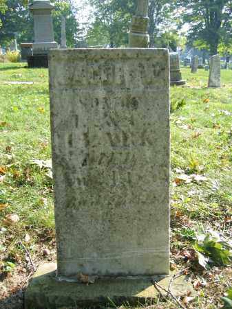 CLARK, JACOB W. - Union County, Ohio | JACOB W. CLARK - Ohio Gravestone Photos