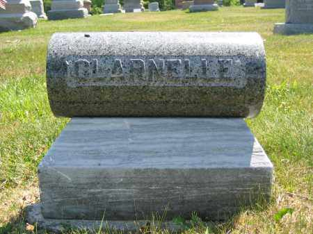 CLARNELLE, INFANT/CHILD - Union County, Ohio | INFANT/CHILD CLARNELLE - Ohio Gravestone Photos
