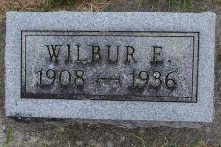 CLEVENGER, WILBUR E. - Union County, Ohio | WILBUR E. CLEVENGER - Ohio Gravestone Photos