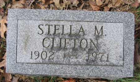 CLIFTON, STELLA M. - Union County, Ohio | STELLA M. CLIFTON - Ohio Gravestone Photos