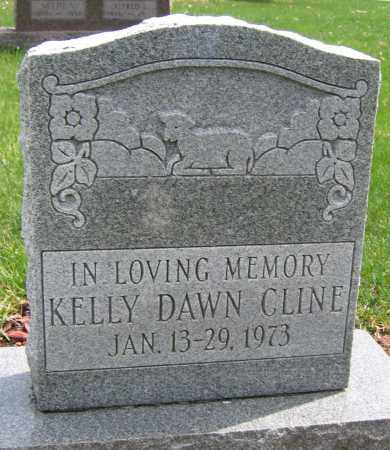 CLINE, KELLY DAWN - Union County, Ohio | KELLY DAWN CLINE - Ohio Gravestone Photos
